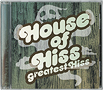 "HOUSE OF HISS ""Greatest Hiss - Japanese ver. (original design by Morten Ludviksen)&#34